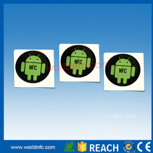 China Manufacturer Customized RFID/NFC Cheap Sticker pictures & photos