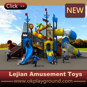 China Competitive Price Kids Outdoor Children Playground (X1509-11) pictures & photos