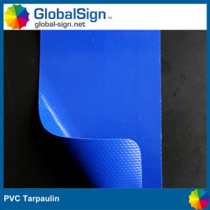 Nfpa701 680 GSM Coated PVC Tarpaulin for Truck Cover pictures & photos
