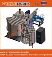 Plastic Decorative Vacuum Coating Machine/ Plastic Plating Plant (VAKIA-REC)