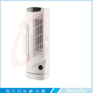 14′′ Heating Cooling Electric Mini Tower Fan (USTF-1130) with CE/RoHS pictures & photos