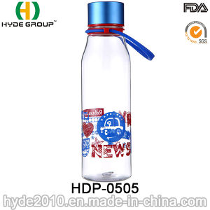 500ml Plastic BPA Free Tritan Water Bottle (HDP-0505) pictures & photos