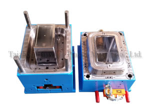 Thin-Wall Lock Lock Container Mould pictures & photos