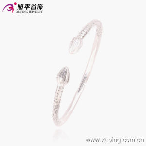 Best-Selling 51431 Fashion Charming Good Quality Silver Jewelry Bangle pictures & photos