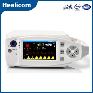 CE Approved Medical Table Top Oximeter with NIBP pictures & photos