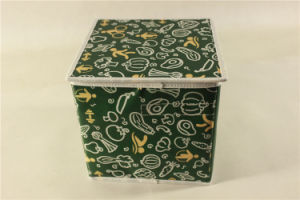 Wholesale PP Non Woven Fabric Home Underwear Foldable Storage Boxes (MECO413) pictures & photos