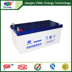 12V 250ah Sealed Lead Acid Battery for Solar Street Lighting pictures & photos