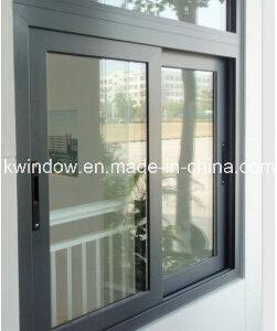 Strong Aluminum Door with High Quanlity Aluminium Sliding Window pictures & photos