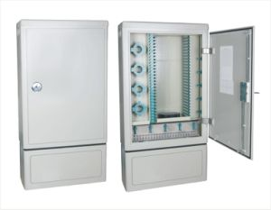 Fiber Optic Cabinet for 288core Floor Type pictures & photos