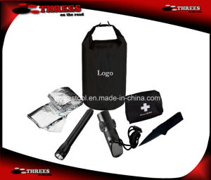 Survival Kit in Water-Proof Bag (SK16001) pictures & photos