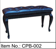 [Chloris] Shanghai High Quality Adjustable Piano Stool Cpb-002, Good Price pictures & photos