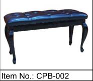 [Chloris] Shanghai High Quality Adjustable Piano Stool Cpb-002, Good Price