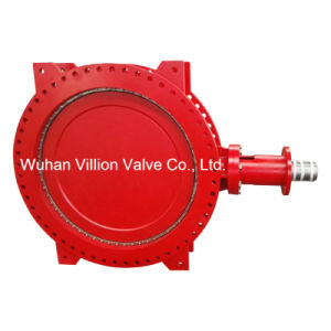 High Quality Double Offset Butterfly Valve
