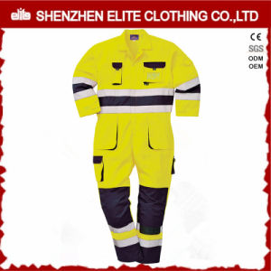 High Quality Upf50 Working Coveralls Manufacturers (ELTCVJ-102) pictures & photos