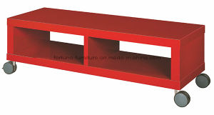 Modern Wooden UV High Gloss TV Stand (5084) pictures & photos