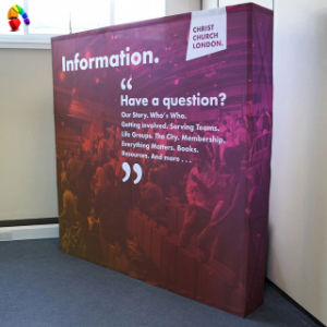 High Quality Pop up Banner Stand pictures & photos