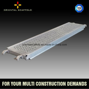 Hot DIP Galvanized Ringlock Scaffolding Standards pictures & photos
