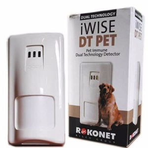 Roiscok Alarm Passive Infrared Detector Rk-811PT with Pet Immunity