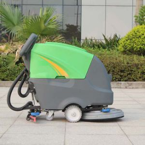 China Cheap Large Electric Sweeper Electric Road Cleaner (DQX5/5A) pictures & photos