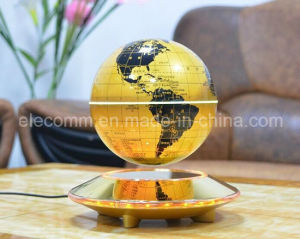Magnetic Levitation Ball Gift, Permanently Self-Revolving Globe Christmas Gift