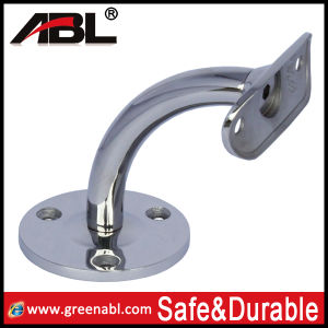 Stainless Steel Wall Bracket for Round Pipe Handrail Cc26 pictures & photos