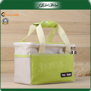 High Quality Functional Oxford Handle Lunch Bag pictures & photos