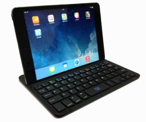 Tablet PC Mini Wireless Aluminum Magnesium Bluetooth Mac Keyboard pictures & photos