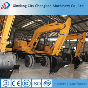 Competitive China Excavator Price with Hydraulic Units pictures & photos