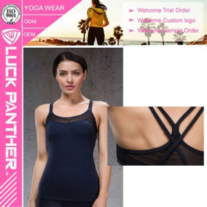 Wholesale Dri Fit Open Hot Sexi Nude Girl Photo Body Building Tank Top Vest pictures & photos