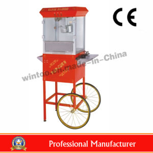 Industrial-Strength Popcorn Machine with CE (WPM-8R) pictures & photos