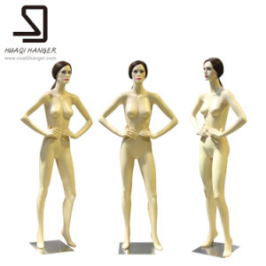 Make-up Mannequin, Female Mannequins with Wig pictures & photos