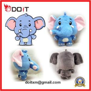 China OEM Manufacturer Custom Made Soft Stuffed Plush Toy Elephant pictures & photos