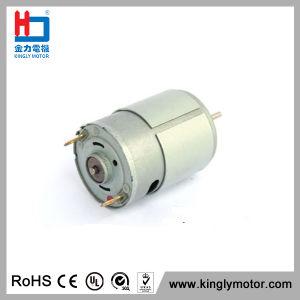 12volt High Power Permanent Magnet DC Fan Motor Massager Motor pictures & photos