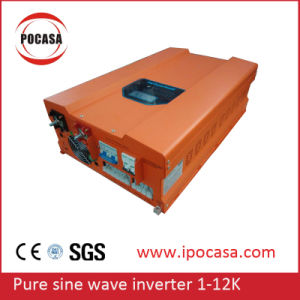 Pure Sine Wave Solar DC to AC 10kw Inverter