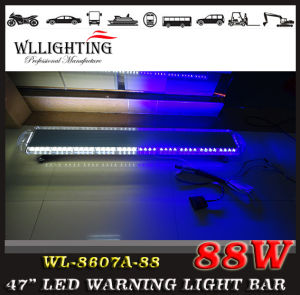 LED Light Bars Emergency Vehicles Light Bar Blue White pictures & photos