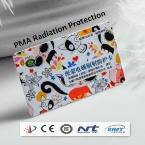 Pma Radiation Protection Health Card pictures & photos