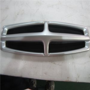 Vacuum Forming ABS Electroplated Car Logo Sign pictures & photos