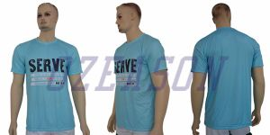 Men′s Adult Printed Cotton or Polyester Short Sleeve T Shirt pictures & photos