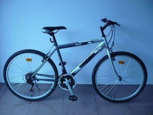 "26"" Steel Frame Mountain Bike (CZ2603) pictures & photos"