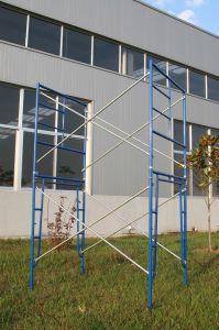 Scaffolding Walk Thru Frames (FF-663B) pictures & photos