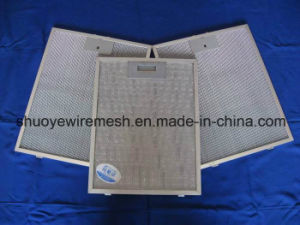 Kitchen/Commercial/Hotel/Restaurant/ Smoke Baffle Aluminum Range Cooker Hood Filter pictures & photos