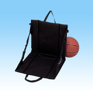 Two Colors Polyester Portable Sports Game Seat Cushions