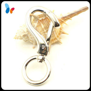 High Quality Metal Silver O Ring Snap Hook pictures & photos