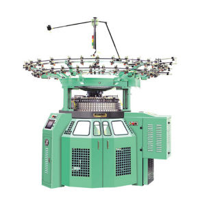 High Speed Double Jersey Knitting Machine pictures & photos