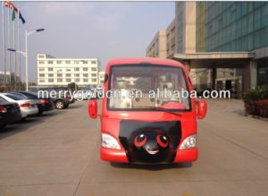 Beetle Liked Cute Electric Tourist Car for Loading 23 Persons pictures & photos