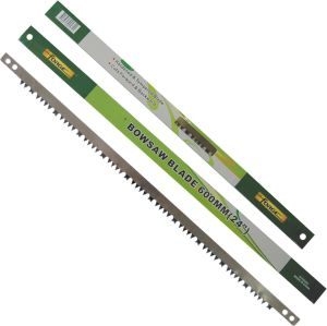 "High Quality Garden Cutting Tools 24"" Hacksaw Bow Saw Blade Replacement pictures & photos"