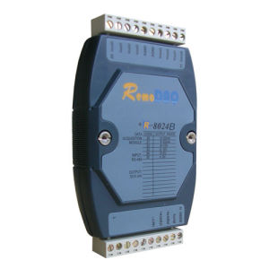 R-8024b RS485 4-Channel Analog Output Module for Industrial Automation Control Systems pictures & photos