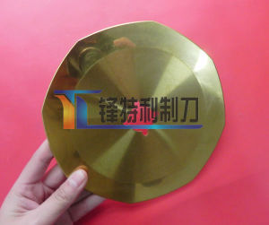 See Food Stainless Steel Teeth Blade Fish Prok Circular Saw Cutting Blade pictures & photos
