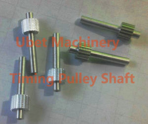 Made to Order Alluminum Ly12 6061 6082 Toothed Shaft pictures & photos