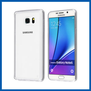 TPU Gel Rubber Soft Protective Case for Galaxy Note 5 pictures & photos